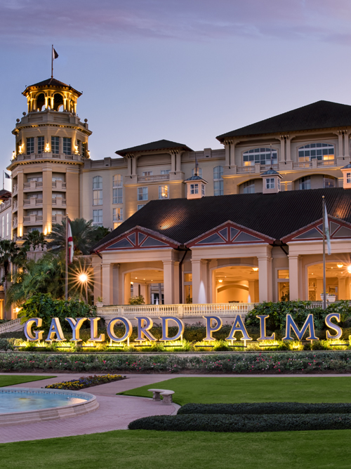Gaylord Palms Resort & Convention Center Orlando
